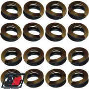 "Weber Carb 40 45 48 50 Dcoe Set Of 16 Thackery Washers For 5/16"" OD Studs"